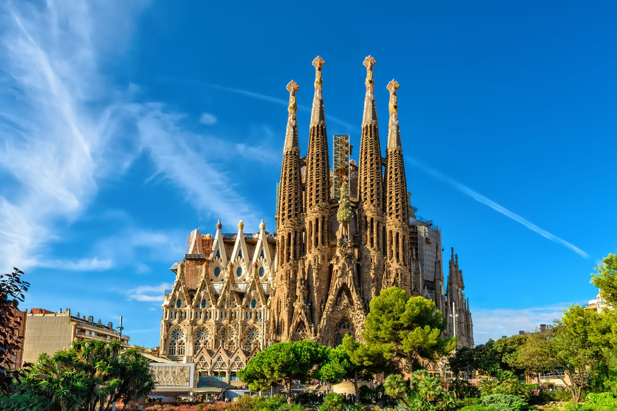 Испания 航空券