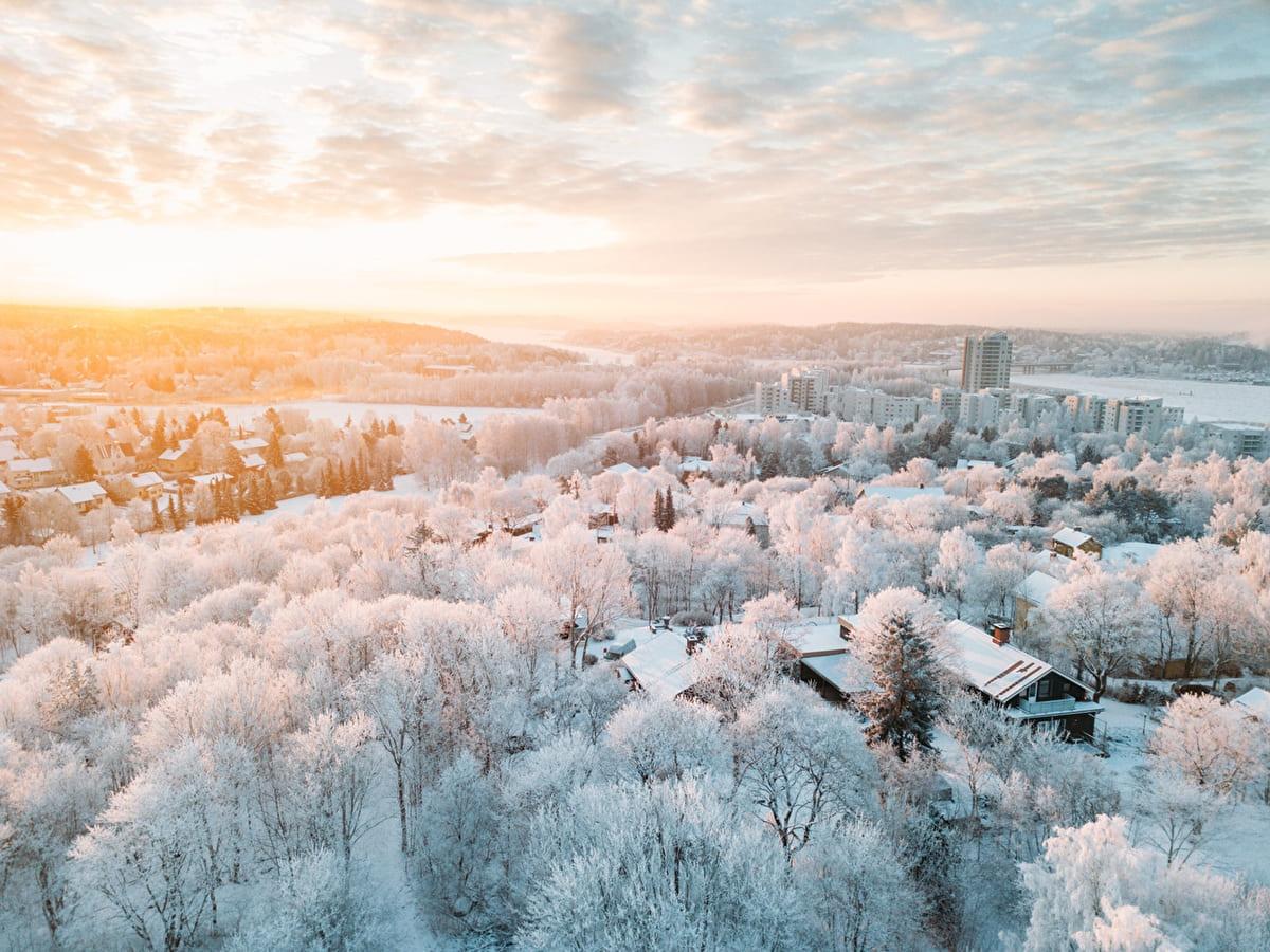 Финляндия 航空券