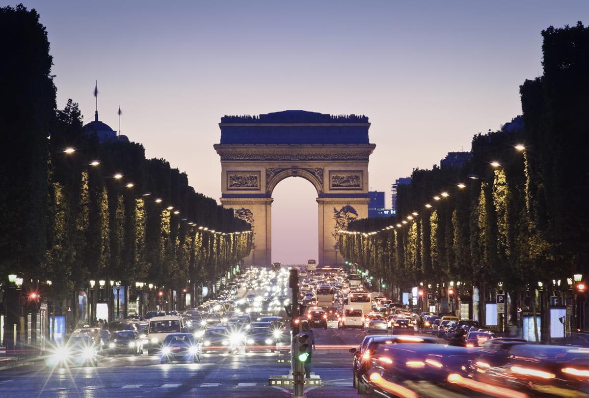 Франция 航空券