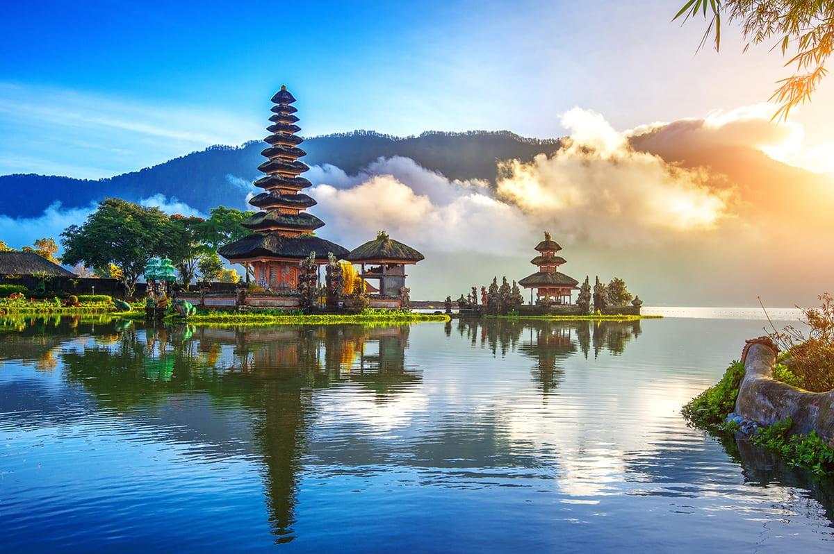 Индонезия 航空券
